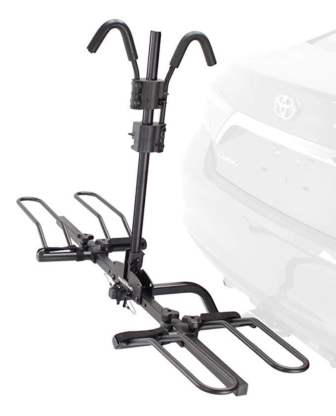 Hollywood Racks Trail Rider Hitch Rack Review Hitch Rack Car