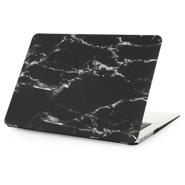 Carry360 New Marble Texture Case for Apple Macbook Air Pro Retina 11 12 13 15 inch Laptop Bag for Mac book Pro 13 with Touch Bar