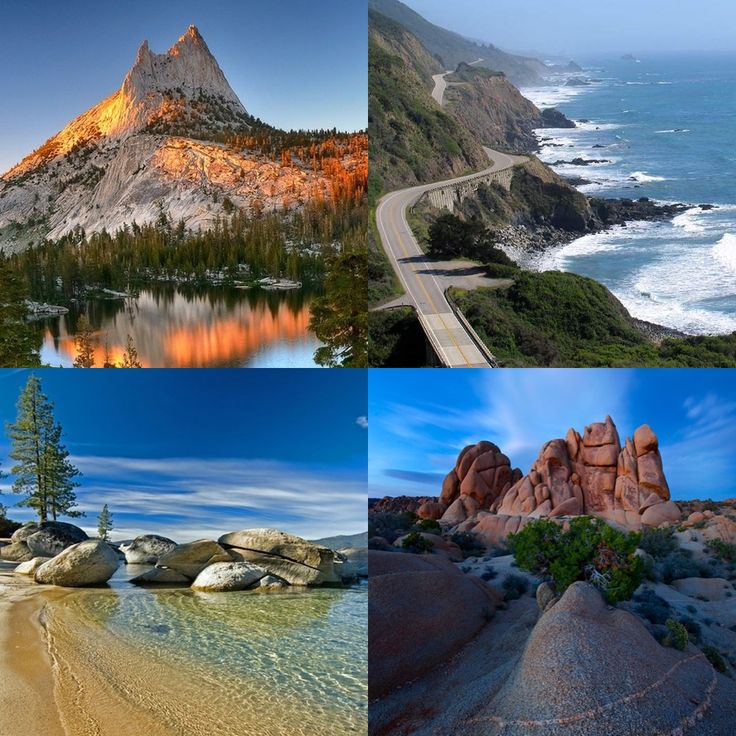 California is such an amazing travel destination! From Yosemite National Park to Big Sur, San Francisco, Lake Tahoe and Joshua Tree National Park...  Have any California road trip, camping or RVing plans for the summer?
