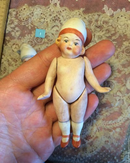 Винтажные куклы и игрушки. Антикварные куколки для кукольного домика-3. Memories…