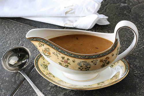 How to Make Turkey Gravy: Recipe & Troubleshooting, from Dara of Cookin' Canuck.