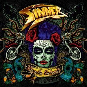 Sinner - Tequila Suicide - 2017