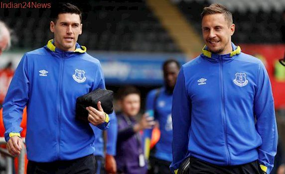 Everton skipper Phil Jagielka uncertain about his future at club