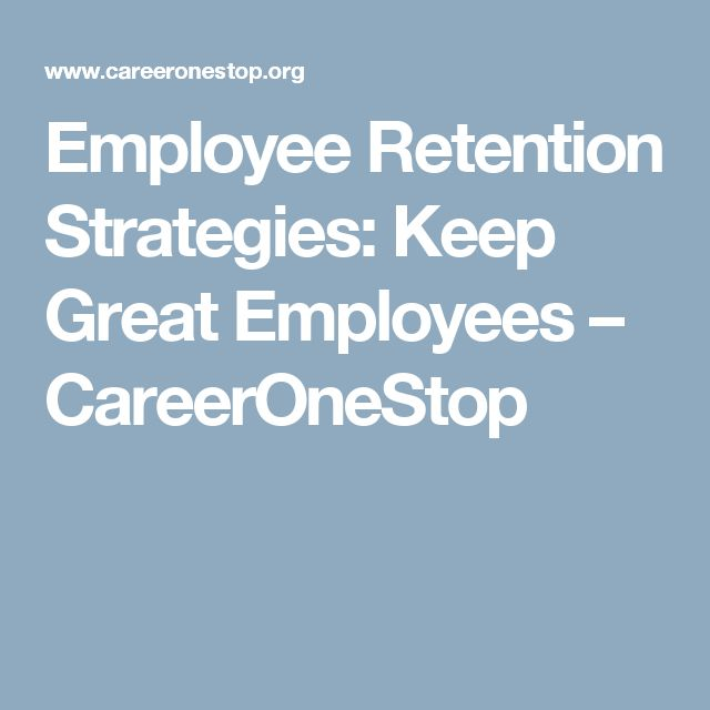 Top 25+ Best Employee Retention Strategies Ideas On Pinterest