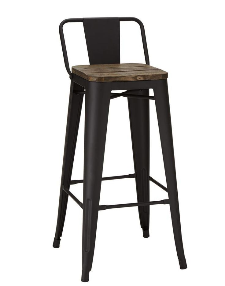 Best 25 Metal bar stools ideas on Pinterest Bar stool  : e33b61e822cd21446476bc8807104a40 rustic luxe rustic wood from www.pinterest.com size 736 x 935 jpeg 32kB