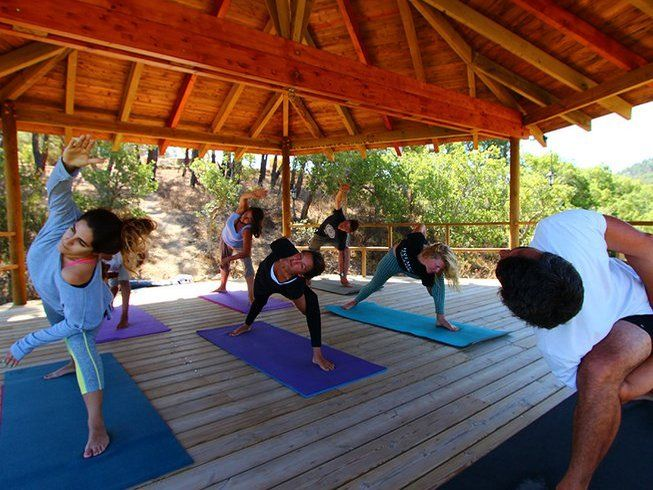 4 Days Eco-Friendly Yoga Holiday in Portugal
