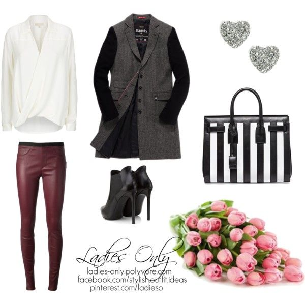"""spring blossom"" by ladies-only on Polyvore"