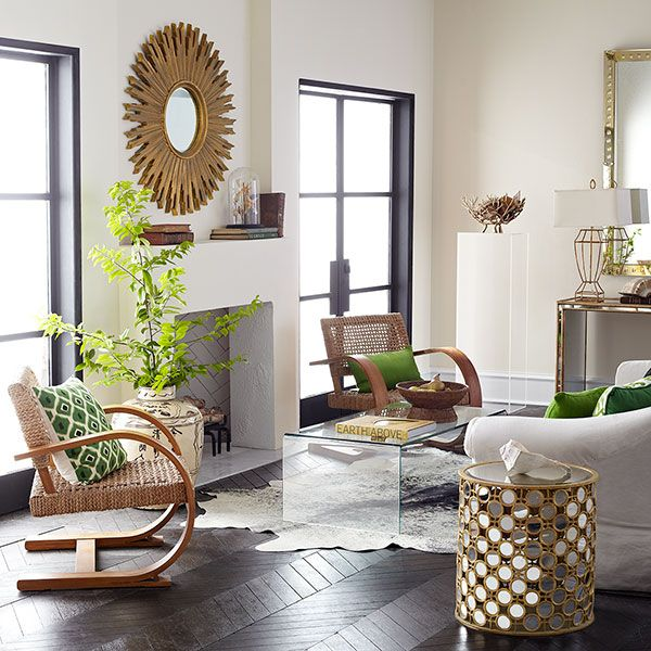 Wisteria - Furniture - Shop by Category - Coffee Tables - Glass Coffee Table - $549.00