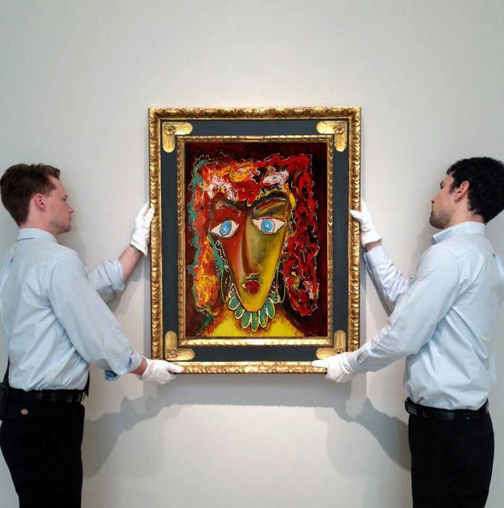 ART ...own a laubar painting. ....+27 763108800