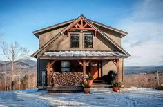 Mountain Lodge Style