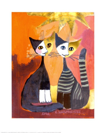 Together by Rosina Wachtmeister