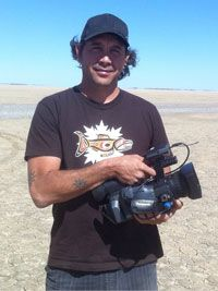 Victor Steffensen of Mulong_Productions is a gifted film and music producer who has been working with our Indigenous communities to assist strengthen Indigenous knowledge through film and the performing arts.   http://www.indigenousartandtours.com