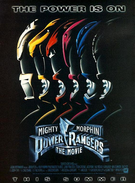 Mighty Morphin Power Rangers: The Movie was created by Saban Entertainment and released by 20th...