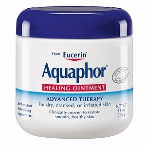 Good for wrinkles, dry skin, cuticles, boo-boos...