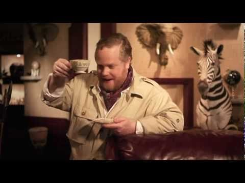 The Lion's Natural Strengths: Feeding. Learn how Lions improve their communities through feeding projects in this humorous safari-themed PSA.