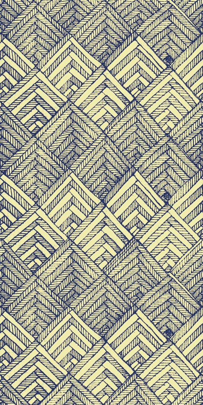 Geometric pattern design
