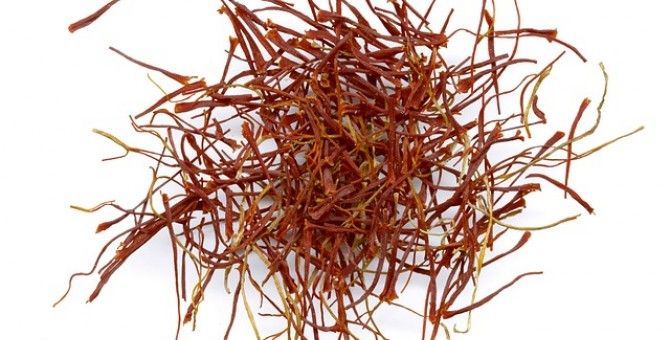 Saffron inhibits the growth of cancer cells!