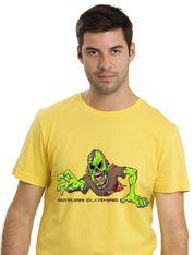 Saturn Zombie T Shirt