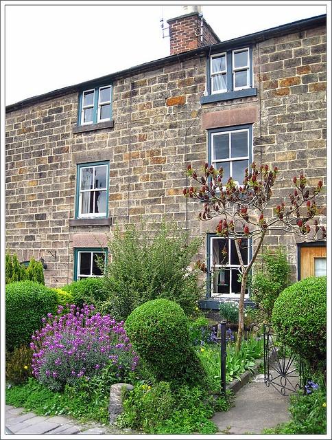 Mill Cottages, Belper, Derbyshire