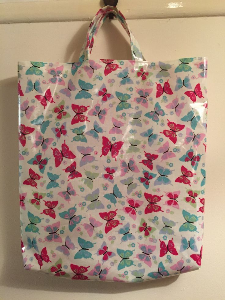 Oilcloth reusable bags by EveAmberLay on Etsy https://www.etsy.com/uk/listing/294429745/oilcloth-reusable-bags