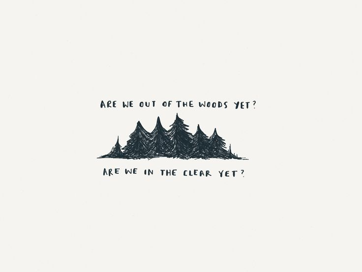 Out Of The Woods, Taylor Swift