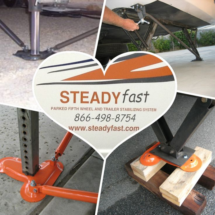 Fifth Wheel Stabilizer : Images about steadyfast rv stabilizer on pinterest