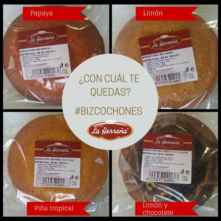 #bizcochones