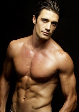 Gilles Marini or Luc(Brothers and Sisters) call him what you want....I want,