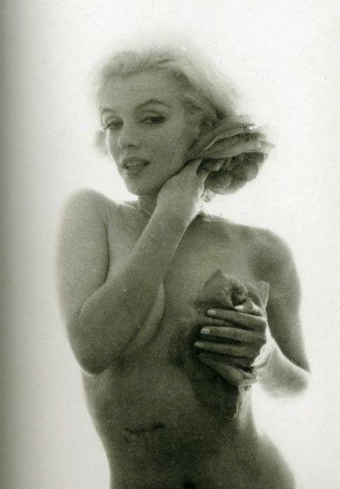 Marilyn Monroe Ph by Bert Stern