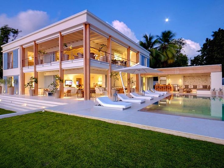 136 best Architecture/Mansions images on Pinterest | My house ... Carribean Luxury Home Designs S E A on