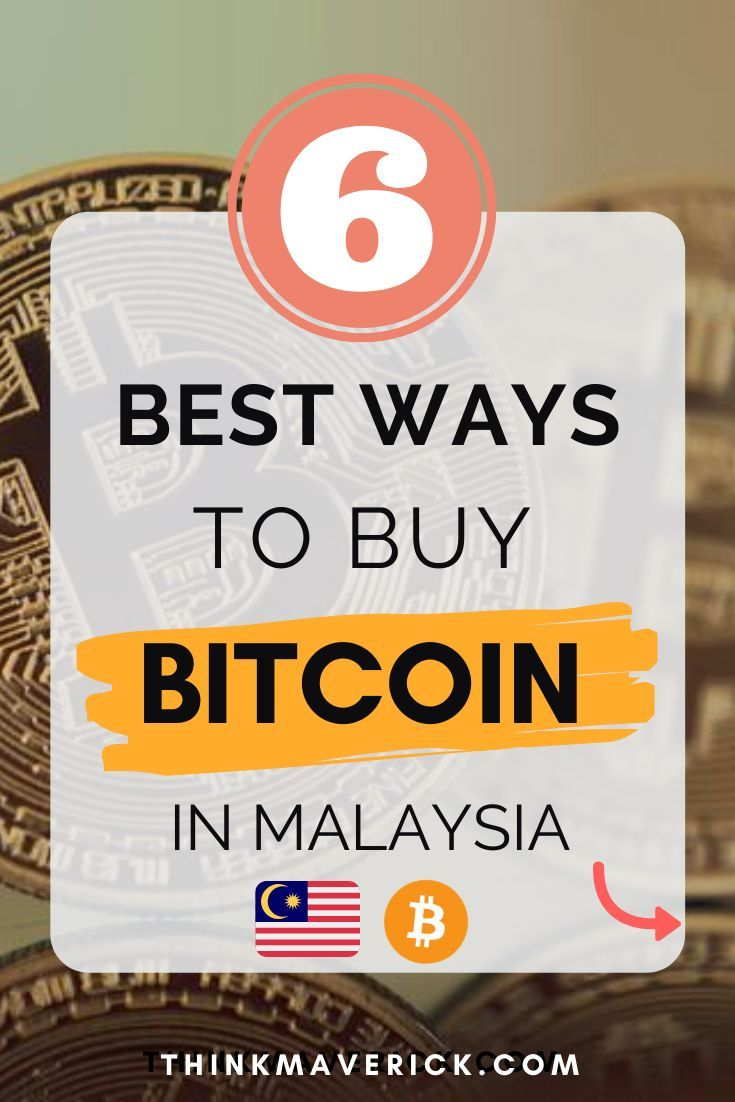 best place to buy cryptocurrency in malaysia