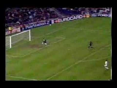 Gregory Coupet vs. Barcelona