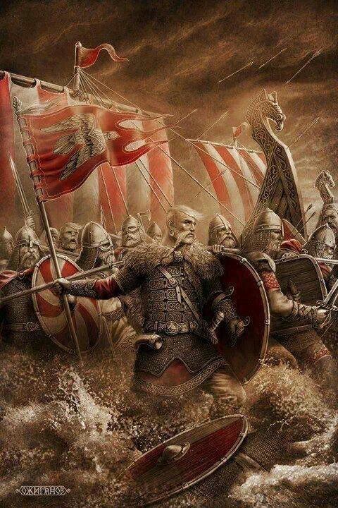 Vikings were superior in height and strength generally. They especially wanted the gold found in monasteries but also took many slaves and lives as they conquered ...