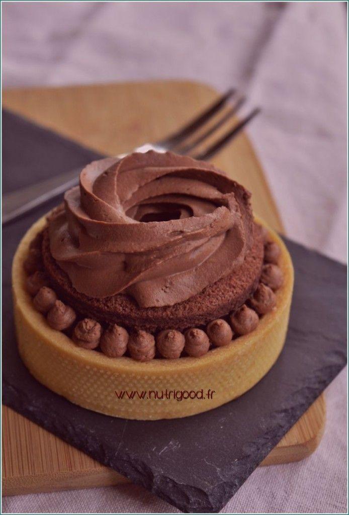 Accro au chocolat noir ? cette recette est faite pour vous