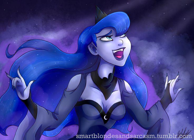 Princess of the Night by smartblondessarcasm.deviantart.com on @DeviantArt