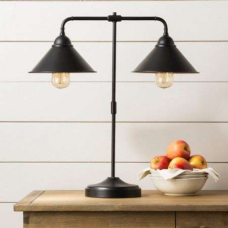 Madison Table Lamp Black - Beekman 1802 Farmhouse™ : Target
