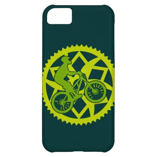 Chainring biker iPhone 5C cover