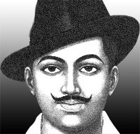 The entire nation is observing the 106th birth anniversary of Shaheed-e-Azam Bhagat Singh today in order to pay homage to his contributions in the Indian independence movement. Born on 28 September 1907 to Kishan Singh and Vidyavati Banga village of the Punjab Province of British India, Bhagat Singh is known for his revolutionary activities against the British Raj in India.