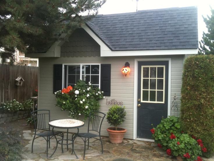 gardening shedart studio