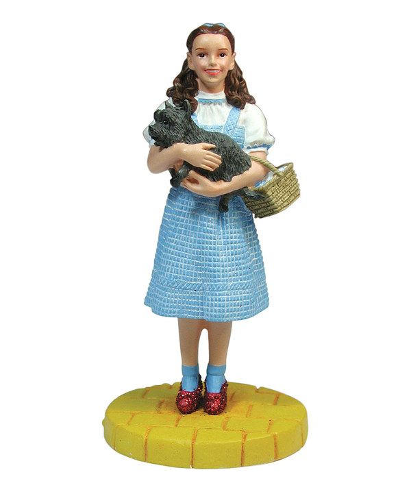 Look at this The Wizard of Oz Dorothy Figurine on #zulily today!