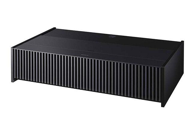 EDGED : 소니, 초단초점 4K 홈시어터 프로젝터 'VPL-VZ1000' 발매