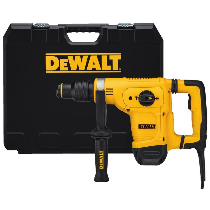 DEWALT 10.5 Amp SDS MAX Chipping Hammer