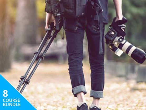 The Beginner-To-Expert Photography & Videography Bundle ...