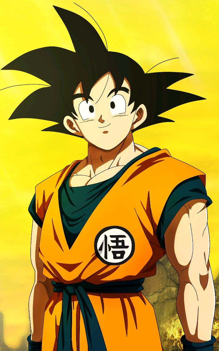 Goku, Dragon Ball Super | Dragon ball super manga, Anime dragon ...