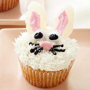 Easy Easter Bunny Bites From Better Homes and Gardens, ideas and improvement projects for your home and garden plus recipes and entertaining ideas.