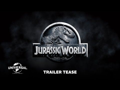 Jurassic World - Official Trailer Tease (HD) - YouTube