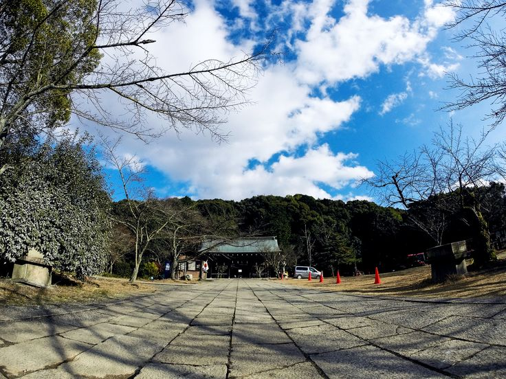 Hideyoshi Toyotomi's tomb #Mizumushikun #Japan #kyoto #Shrine #temple#Buddhism #Architecture #Explore #Nature