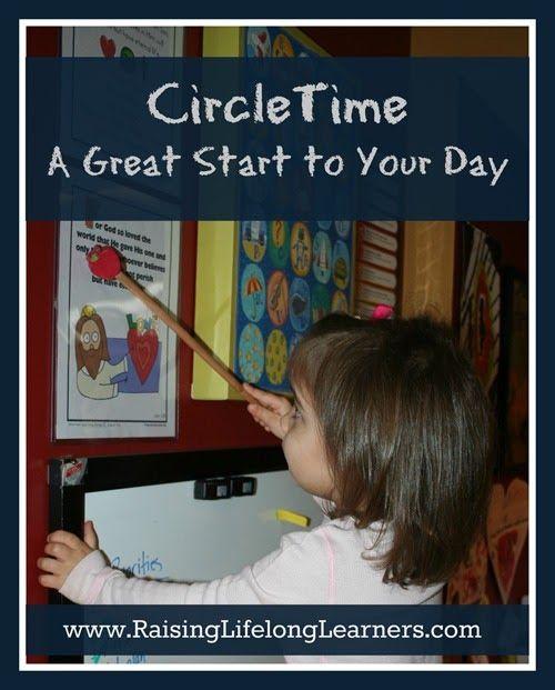 Kindergarten and Preschool Circle Time
