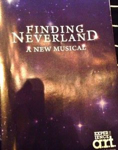 CLAP IF YOU BELIEVE - http://lifeinthetheatre.com/clap-if-you-believe/ - #American-Repertory-Theater, #Broadway, #Cambridge, #Carolee-Carmello, #Diane-Paulus, #Finding-Neverland, #Jeremy-Jordan, #Massachusetts, #Mia-Michaels, #Musical-Theatre, #Musicals, #Performing-Arts, #Peter-Pan, #Review, #Theatre
