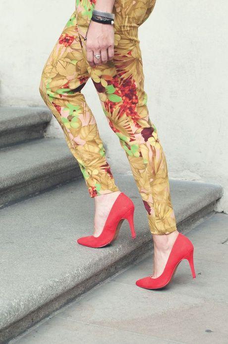botanic pants l spodnie we wzory zamówienia na www.otwieramszafe.blogspot.com